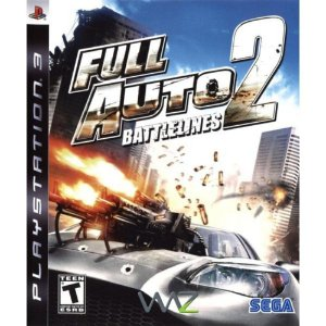 Jogo Full Auto Battleniles 2 - PS3 - Seminovo