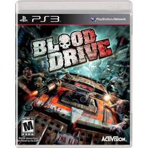 Jogo Blood Drive - PS3 - Seminovo