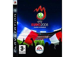 Jogo Uefa Euro 2008 Austria-Switzerland - PS3 - Seminovo