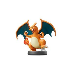 Nintendo Amiibo: Charizard - Super Smash Bros - Wii U, New Nintendo 3DS e Switch