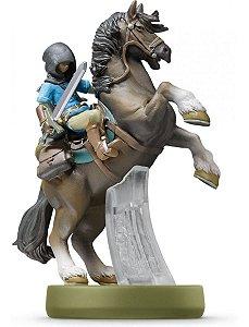 Nintendo Amiibo: Link Rider Cavaleiro - Zelda Breath Of The Wild, Switch