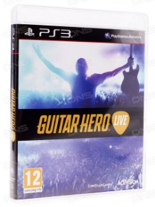 Jogo Guitar Hero Live - PS3 - Seminovo