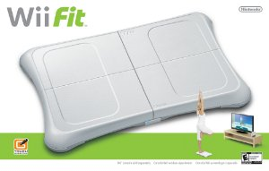 Wii Fit Plus Balance Board  - Seminovo