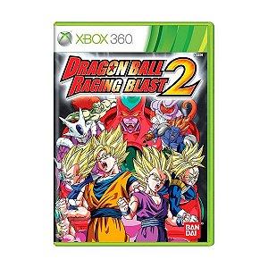Jogo Dragon Ball Racing Blast 2 - Xbox 360 - Seminovo