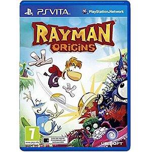 Jogo Rayman Origins- PS VITA - Seminovo