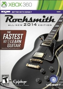 Jogo Rocksmit 2014 Edition  - Xbox 360 - Seminovo