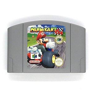 Jogo Mario Kart 64 - Nintendo 64 - Seminovo