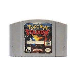 Jogo Pokémon Stadium - Nintendo 64 - Seminovo