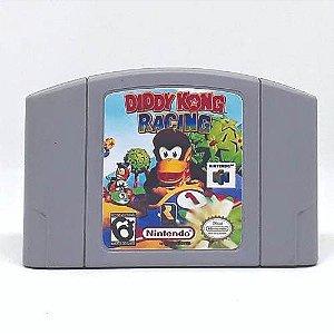 Jogo Diddy Kong Racing  - Nintendo 64 - Seminovo