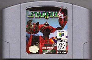 Jogo Star Fox 64 - Nintendo 64 - Seminovo