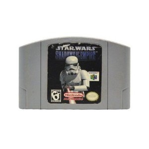 Jogo Star Wars Shadows Of The Empire - Nintendo 64 - Seminovo