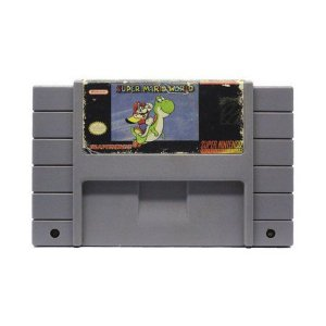 Jogo Super Mario World - SNES - Seminovo