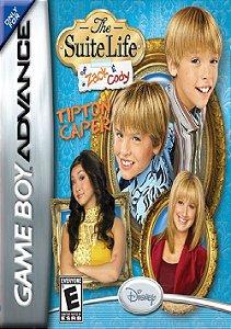 Jogo The Suite Life of Zack e Cody Tripton Caper - Game Boy Advanced - Seminovo