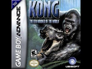 Jogo Kong The 8th Wonder Of The World - Game Boy Advanced - Seminovo
