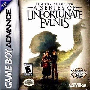 Jogo A Serie Of Unfortunate Events - Game Boy Advanced - Seminovo
