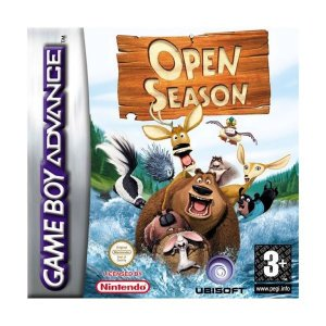 Jogo Open Season - Game Boy Advanced - Seminovo