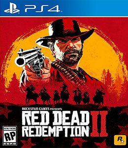 Usado: Jogo Red Dead Redemption II - PS4