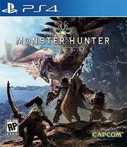 Jogo Monster Hunter World - PS4 - Seminovo