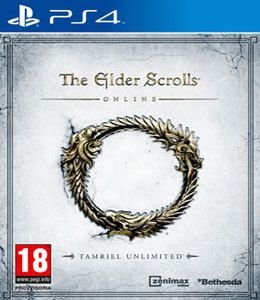 Jogo The Elder Scrolls Online - PS4 - Seminovo