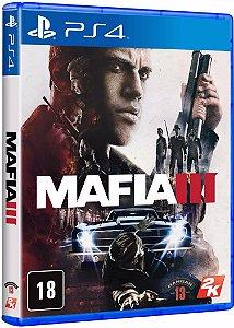 Jogo Mafia III - PS4 - Seminovo