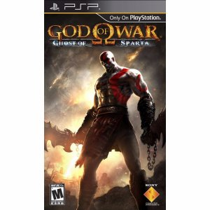 Jogo God of War - Ghost of Sparta - PSP - Seminovo
