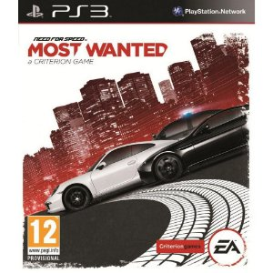 Jogo Need For Speed - Most Wanted ( Embalagem Cartão) - PS3 - Seminovo