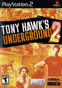 Jogo Tony Hawk's Underground 2 - PS2 - Seminovo