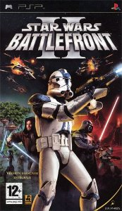 Jogo Star Wars Battlefront II - PSP - Seminovo