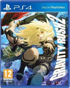 Jogo Gravity Rush 2- PS4 - Seminovo