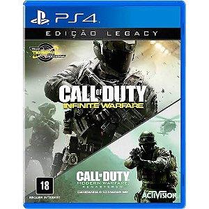 Jogo Call of Duty Infinite Warfare - Edição Legacy - PS4 - Seminovo
