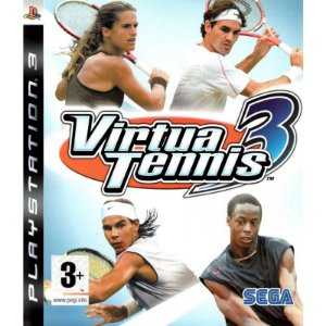 Jogo Virtua Tennis 3 - PS3 - Seminovo