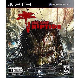Jogo Dead Island Riptide - PS3 - Seminovo