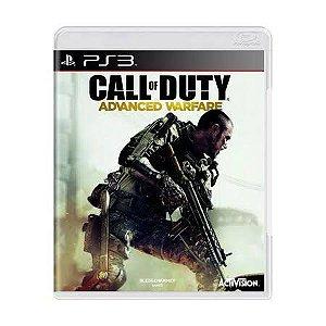 Jogo Call of Duty Advanced Warfare - PS3 - Novo