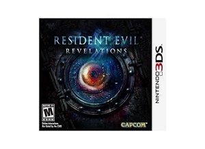 Jogo Resident Evil Revelations  - Nintendo 3DS - Seminovo