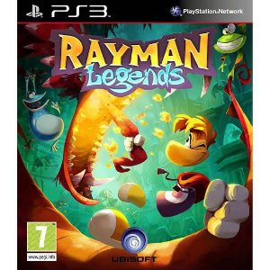 Jogo Rayman Legends - PS3 - Seminovo