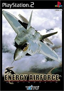 Usado:Energy Airforce ( Japonês) - PS2