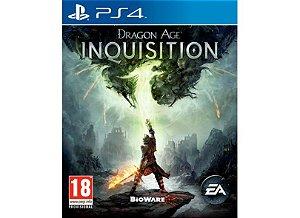 Usado: Jogo Dragon Age Inquisition - PS4