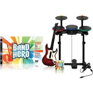 Usado: Band Hero Super Bundle - PS3
