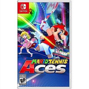Usado: Jogo Mario Tennis Aces - Nintendo Switch