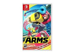Usado: Jogo Arms - Nintendo Switch