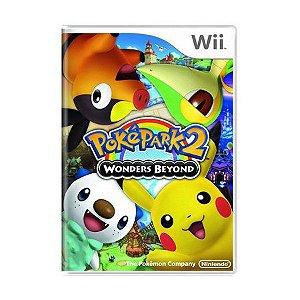 Usado: Jogo Poképark 2 - Wonders Beyond - Wii
