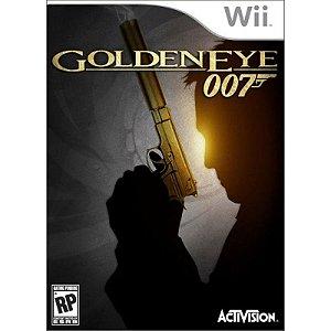 Usado: Jogo GoldenEye 007 - Wii