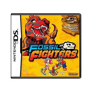 Usado: Jogo Fossil Fighters - Nintendo DS
