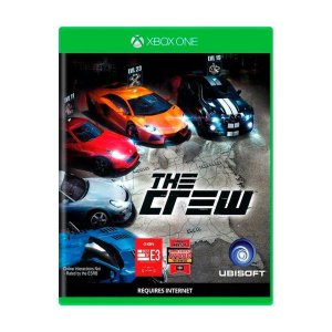 Usado: Jogo The Crew - Signature Edition - Xbox One