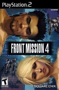 Usado: Jogo Front Mission 4 - PS2