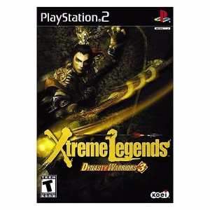 Usado: Jogo Dynasty Warriors  3 - Xtreme Legends - PS2