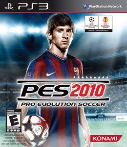 Usado: Jogo Pro Evolution Soccer 2010 - PS3
