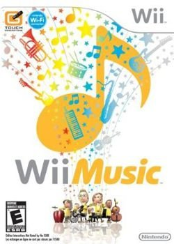 Usado: Jogo Wii Music - Wii