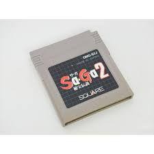 Usado: Jogo Romancing Sa.Ga 2 [Japonês] - Game Boy