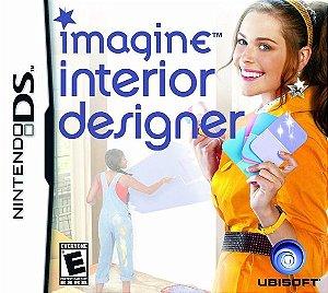 Usado: Jogo Imagine Interior Designer (sem estojo)- Nintendo DS